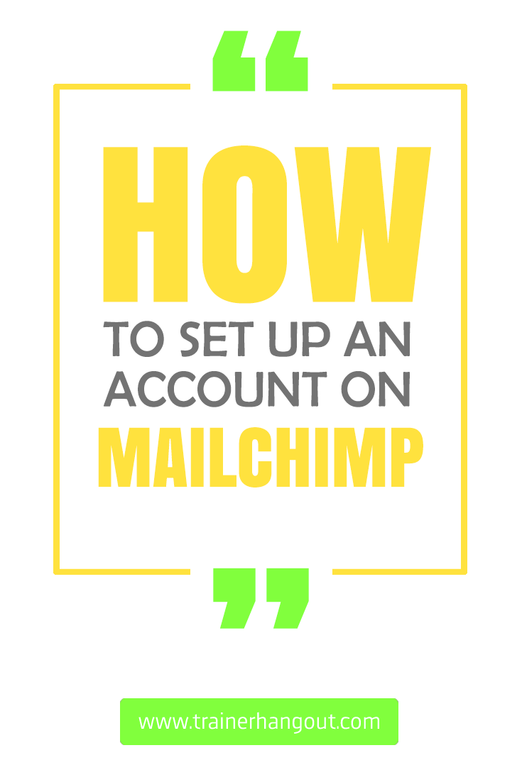 Email campaigns are powerful for online marketing. This article shows how to set up an account on Mailchimp to get started with your email campaigns.