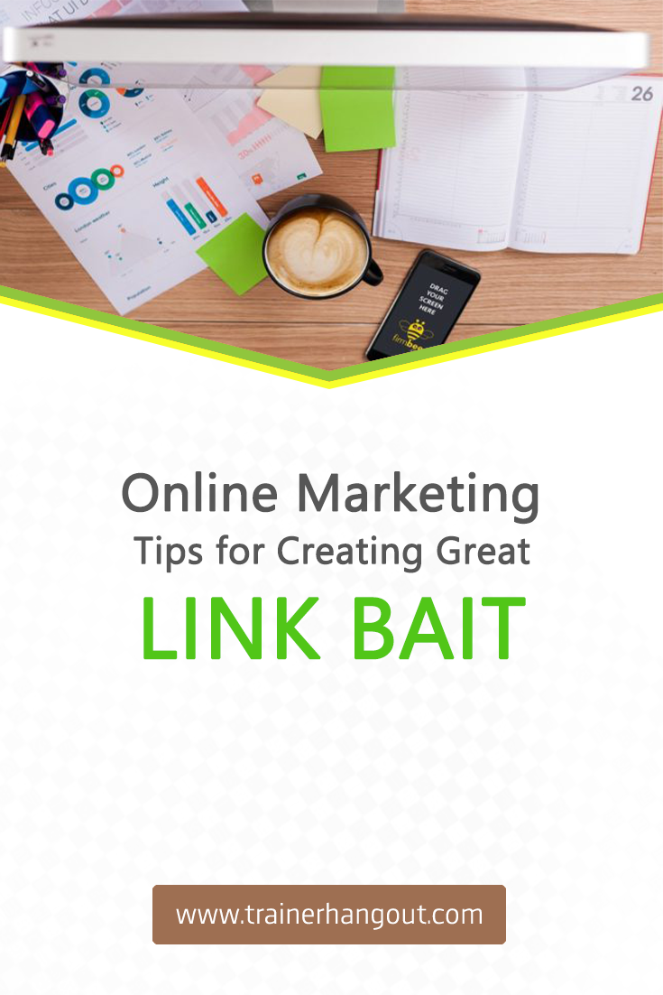 Online Marketing Expert Margaret Jules talks about the important topic of creating great link bait - something online marketers are always fishing for.