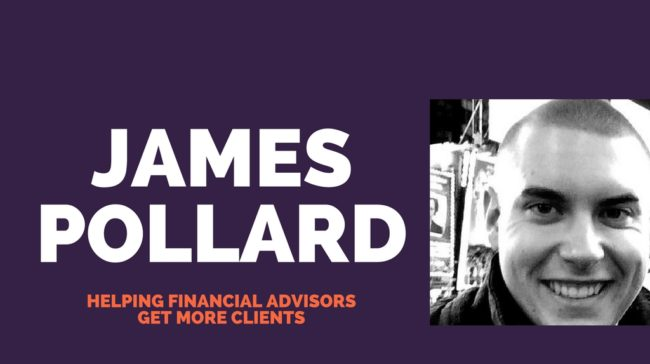 coach helping financial advisors get more clients