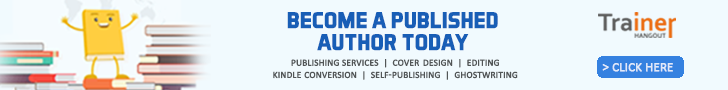 Published author, self-publishing
